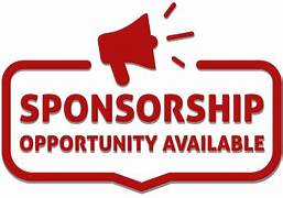 sponsor opportunity available